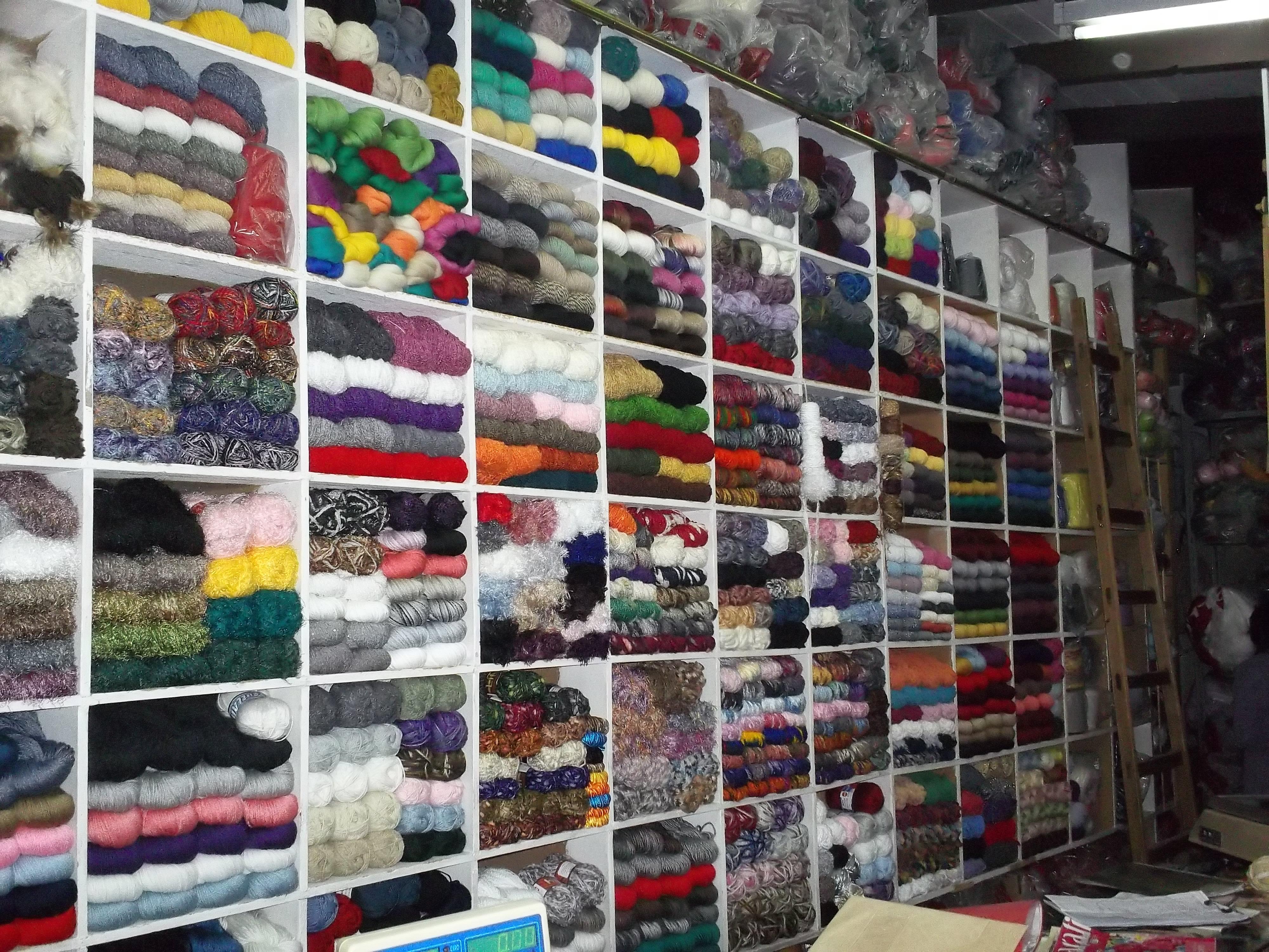 Knitting Jobs Near Me : Knitting needles thread and love